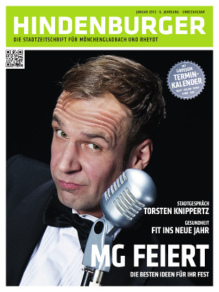 Cover HINDENBURGER Januar 2012