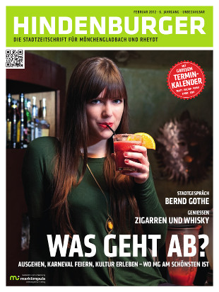 Cover HINDENBURGER Februar 2012