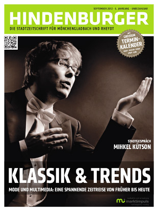 Cover HINDENBURGER September 2012