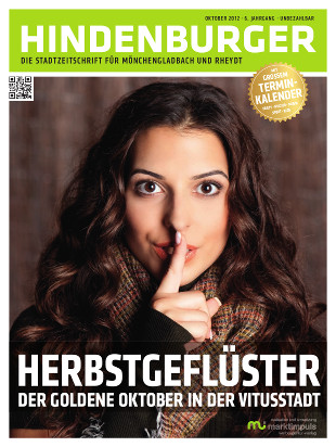 Cover HINDENBURGER Oktober 2012