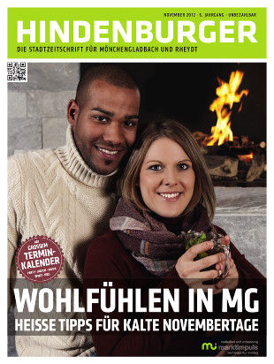 Cover HINDENBURGER November 2012
