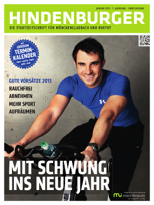 Cover HINDENBURGER Januar 2013