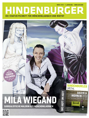 Cover HINDENBURGER März 2013