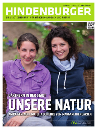 Cover HINDENBURGER Juni 2013
