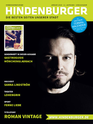 Cover HINDENBURGER Januar 2018