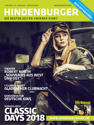 Cover HINDENBURGER Juni 2018