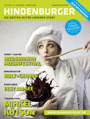 Cover HINDENBURGER Juli 2018