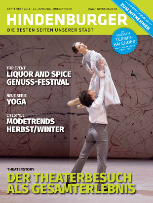 Cover HINDENBURGER September 2018