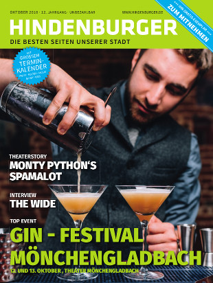 Cover HINDENBURGER Oktober 2018