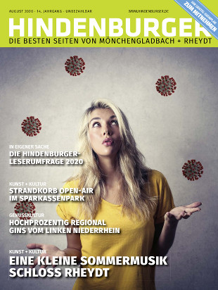 Cover HINDENBURGER August 2020
